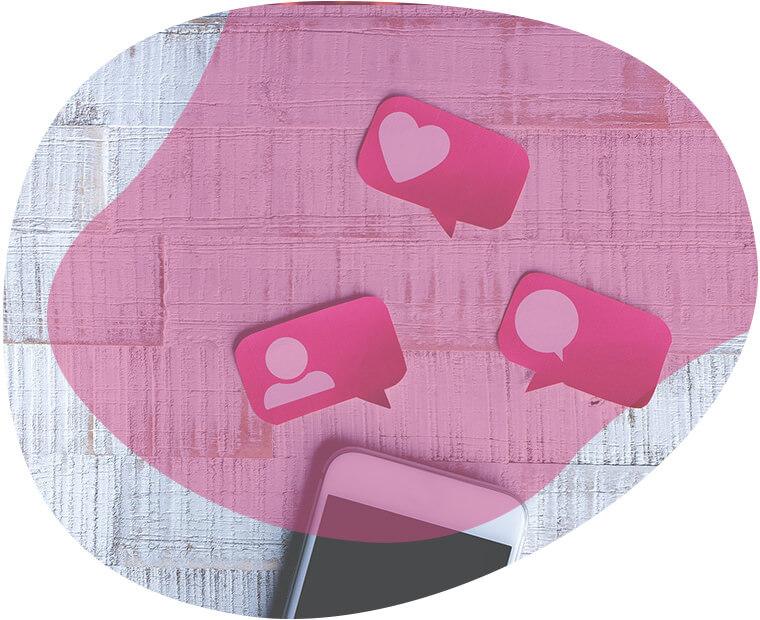 communication marketing digitale en social media